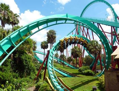 Busch Gardens Tampa Bay   Kumba