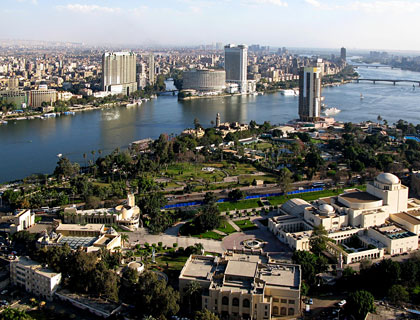 Cairo by Air from Sharm- Cairo
