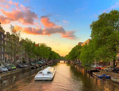 Canal Cruise Rijksmuseum 1