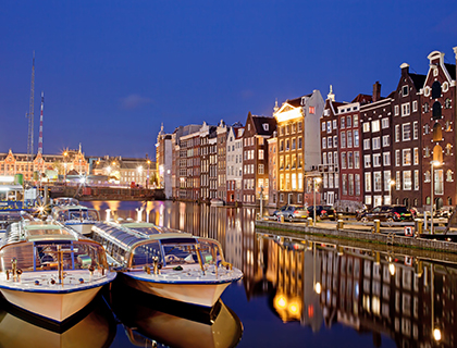 Canal Cruise Rijksmuseum 5