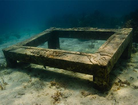 Cancun Underwater Museum of Art