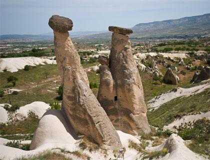 Cappadocia Two Night Tour - Fairy Chimneys In Cappadocia