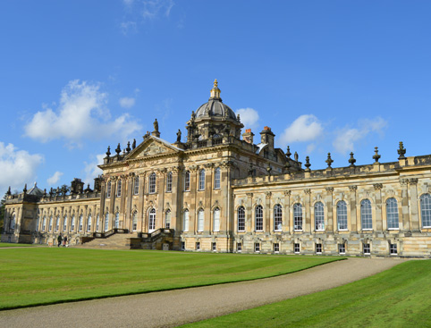 Castle Howard Half Day Tour From York