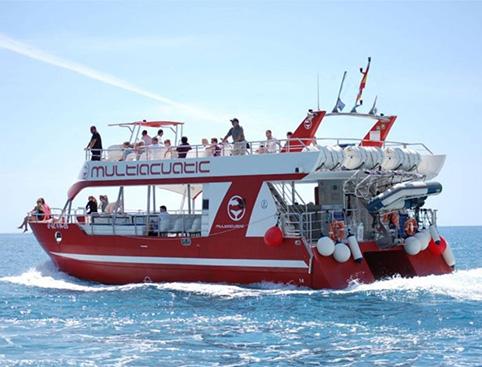 Catamaran MultiAquatic