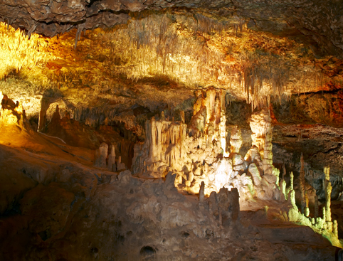 The Caves Of Drach Including Hams Caves