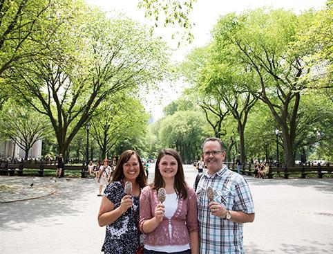 Central Park Movie Tour