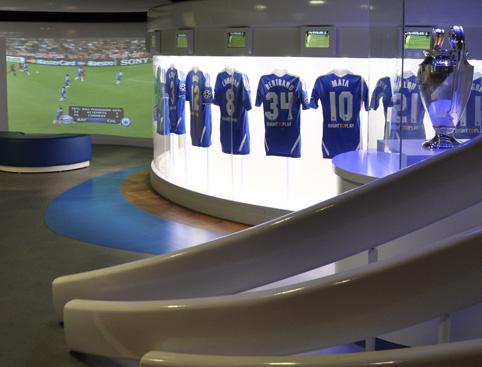 Chelsea Stadium Tour & Museum - AttractionTix