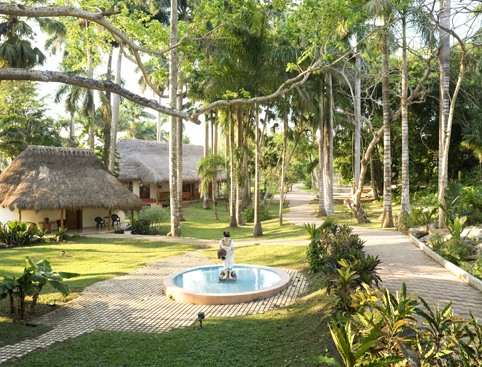 Chichen Itza Mayaland Hotel Mexico