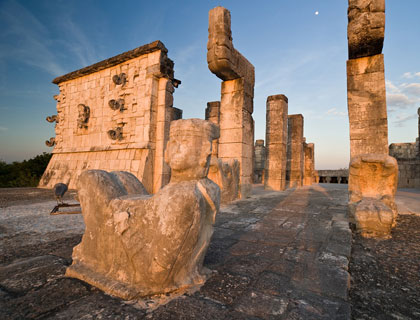 Classic Chichen Itza Ruins Tour- Mayan Ancient City