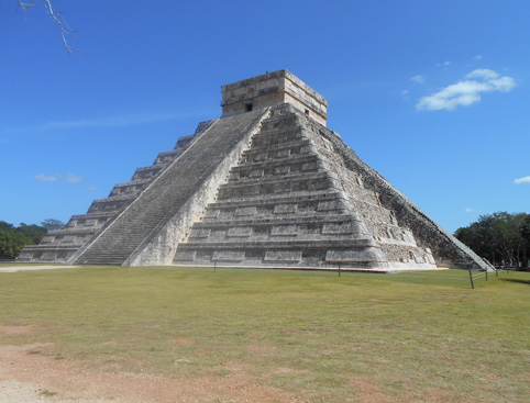 Chichen Itza, Swim With Dolphins & Wet 'n Wild Combo