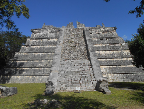 Chichen Itza, Swim With Dolphins & Wet 'n Wild