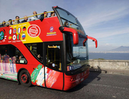 City Sightseeing Sorrento