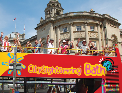CitySightseeing Bath