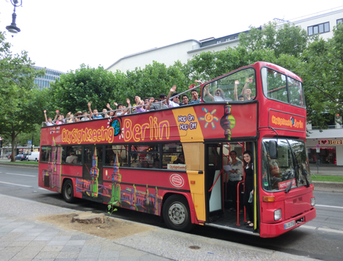 City Sightseeing Berlin