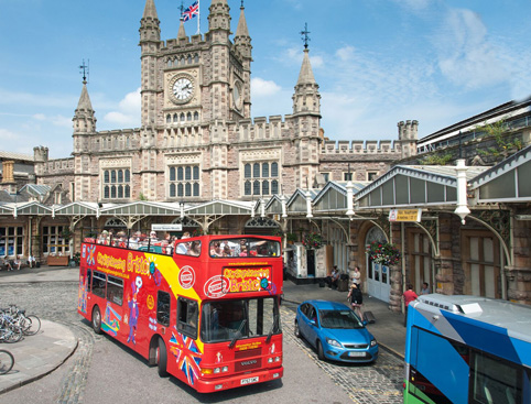 Image result for bristol sightseeing bus