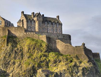 CitySightseeing Edinburgh- Edinburgh Castle