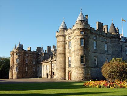 CitySightseeing Edinburgh- Palace of Holyrood House