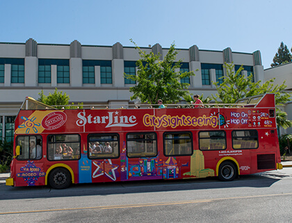 Citysightseeing Hollywood
