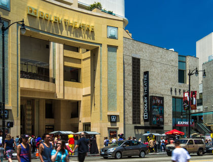 Citysightseeing Hollywood- Dolby Theater