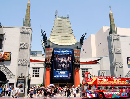Citysightseeing Hollywood- Chinese Theatre