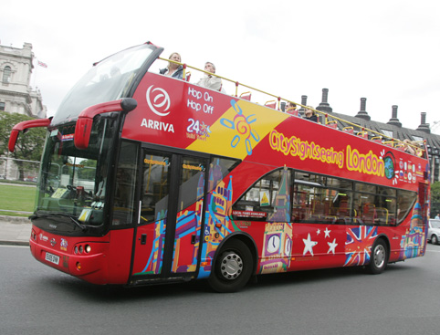 City Sightseeing London Bus Tour