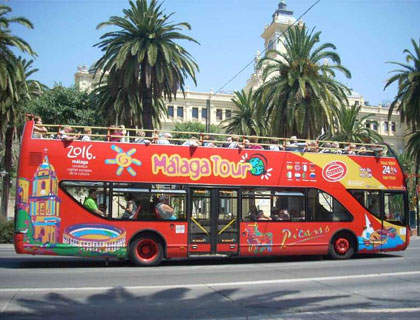 CitySightseeing Malaga Bus Tour
