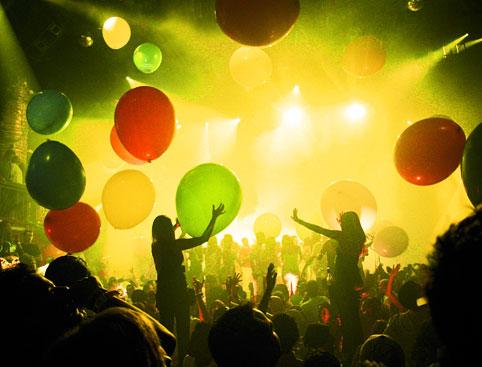 Coco Bongo Tickets- Balloons
