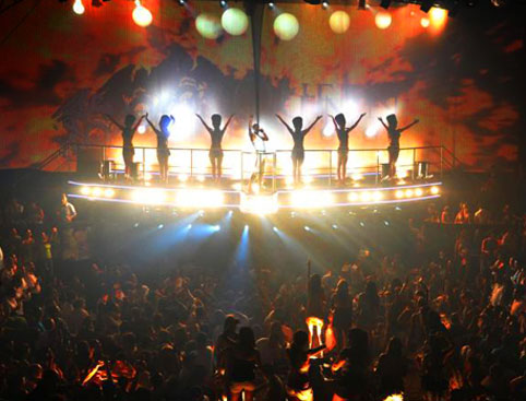 Coco Bongo Playa Del Carmen- The Coco Bongo Super Nightclub
