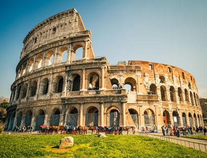 Colosseum & Ancient Rome Tour - Incl. Underground