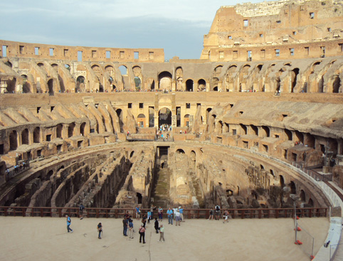Colosseum & Imperial Rome Tour