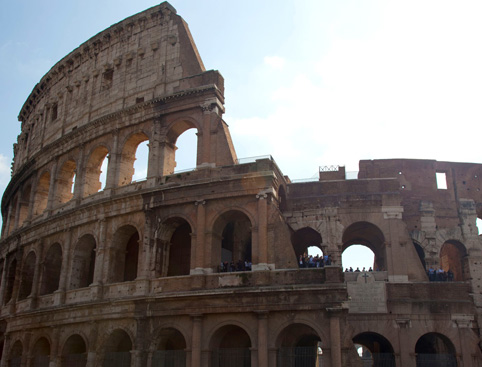 Colosseum Palatine Hill Roman Forum Tour
