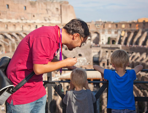 Colosseum Tour inc. Roman Forum & Palatine Hill