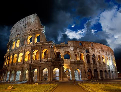 Colosseum & Ancient Rome Tour - Incl. Underground