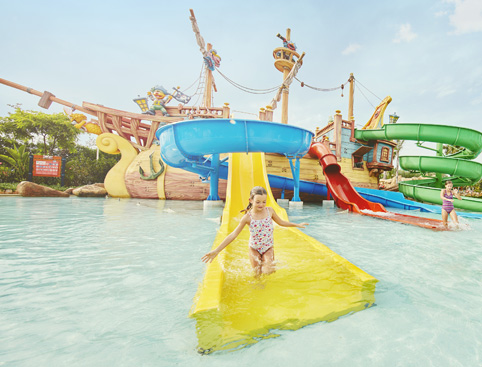 Costa Caribe PortAventura Water Park AttractionTix - Hotel caraibes port aventura