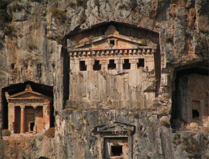Dalyan (Caunos) by Bus from Fethiye