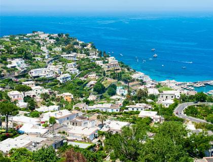 Sorrento To Capri & Anacapri Day Trip- Carpri Town