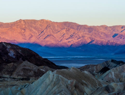 View Death Valley