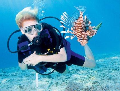 Discover Scuba Diving - Half Day