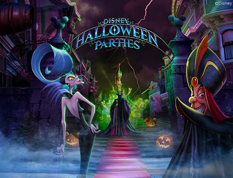 Disneyland Paris Halloween Tickets