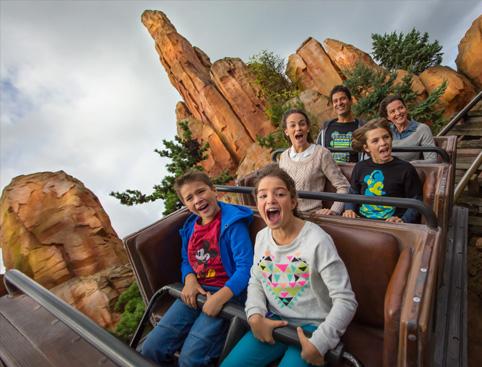 Big Thunder Mountain Disneyland Paris