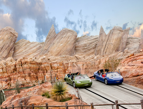 Disney Land Resort California