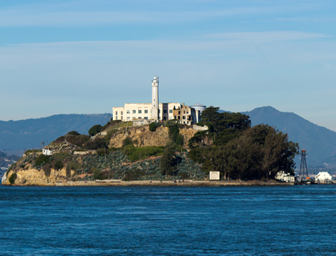Double Decker All Loops Tour plus Alcatraz- Alcatraz Island