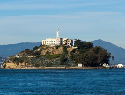 Double Decker All Loops Tour plus Alcatraz- Alcatraz Island