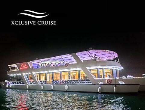 Luxury Dubai Marina Cruise