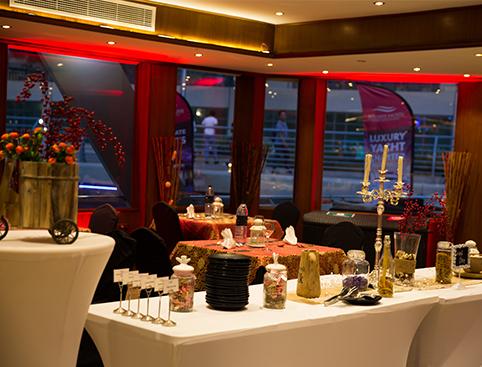 Dubai Marina Luxury Dinner Cruise