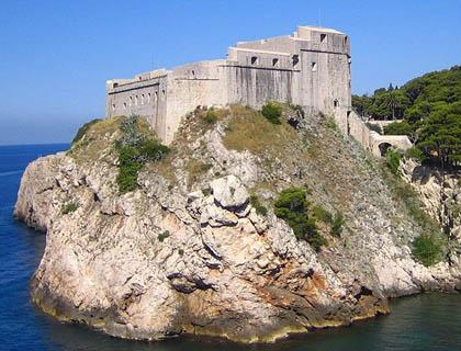 Walking Tour Around Dubrovnik