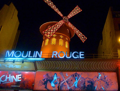 Eiffel Tower Dinner, Seine Cruise & Moulin Rouge Tickets