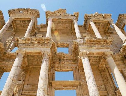 Ephesus & Pamukkale from Fethiye
