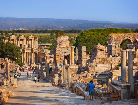 Ephesus & Pamukkale from Marmaris