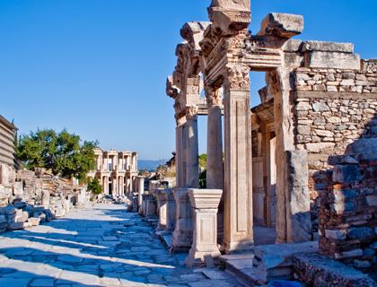 Ephesus from Bodrum